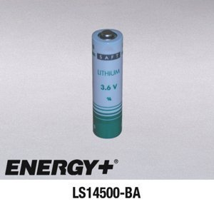 5150 Series - LS14500-BA Replacement Battery for 5130-RM1, 5130-RM2, 5130-RS2, 5130-RS5, 5150-RM1, 5150-RM2, 5150-RS2, 5150-RS5, 5250-LP1, 5250-LP2, 5250-LP3, 5250-LP4, 6008-LTV Series