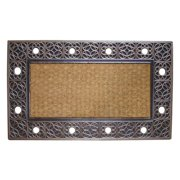 First Impression Rubber Tray Door Mat