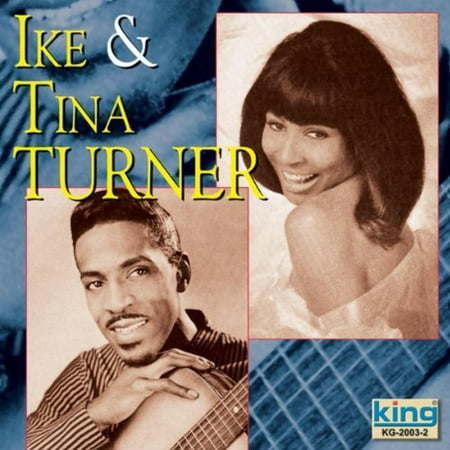 - Ike & Tina Turner (CD)