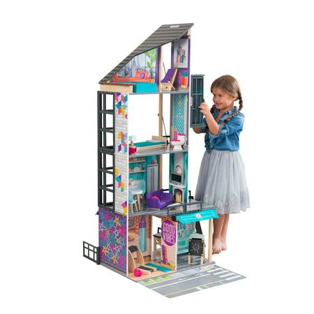 KidKraft Bianca City Life Dollhouse w/ Accessories Now $129.53 (Was $164.99)