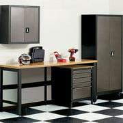 Edsal Silvervein 4 pc. Garage Storage System