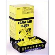 RackEm Racks 4001 Ear Plug Dispenser Box Rack with Anti-Spill Tray