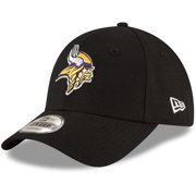 Minnesota Vikings New Era The League 9FORTY Adjustable Hat - Black - OSFA