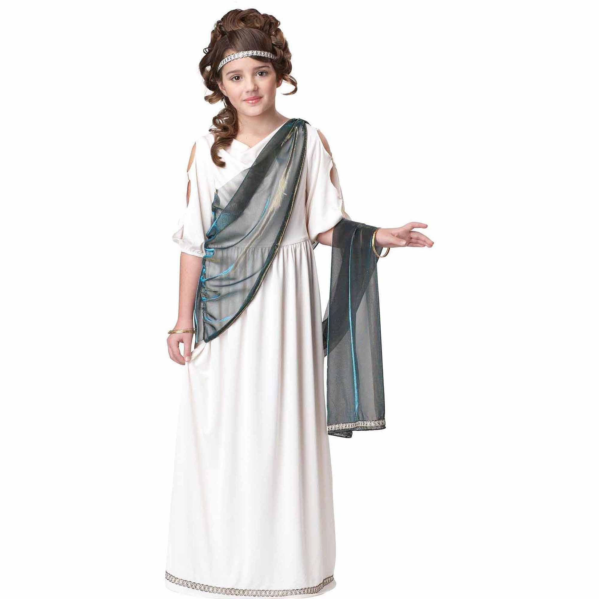 Roman Princess Child Halloween Costume