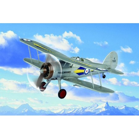 HobbyBoss 80289 Gloster Gladiator 1/72 Scale Plastic Model Kit](Gladiator Boy)