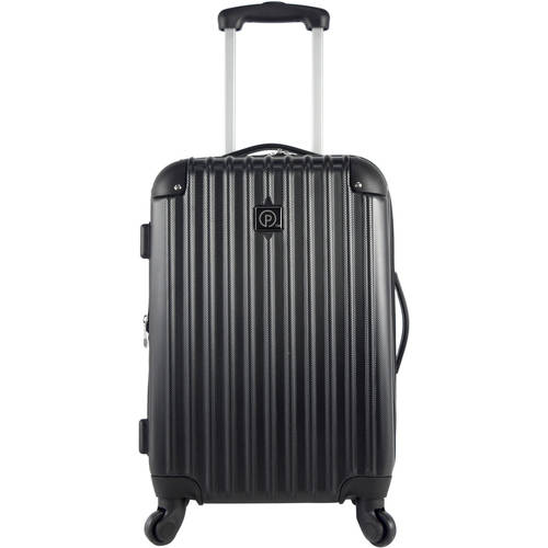 20u0022 Expandable Rolling Carry-On - Black