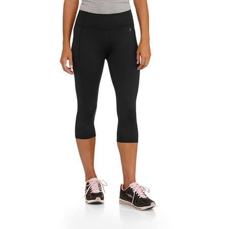 15e6731b864 Danskin Now - Women s Plus-Size Performance Capri Legging - Walmart.com