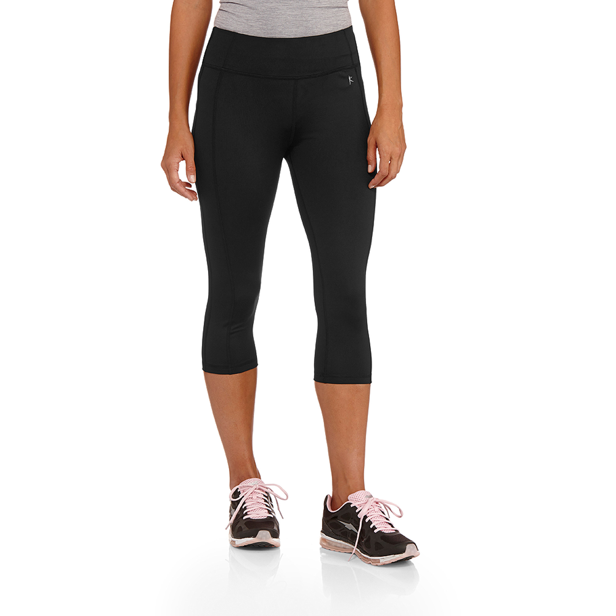 Women's Plus-Size Performance Capri Legging