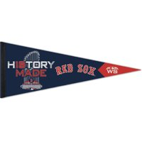 Boston Red Sox WinCraft 2018 World Series Champions On-Field 12'' x 30'' Premium Pennant