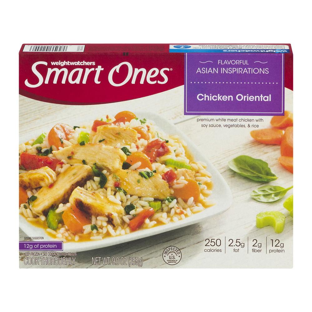 Weight Watchers Smart Ones Chicken Oriental, 9.0 OZ