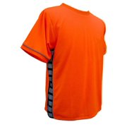 Men's Evolution Moisture Wicking Tee Hi Viz Orange PTO
