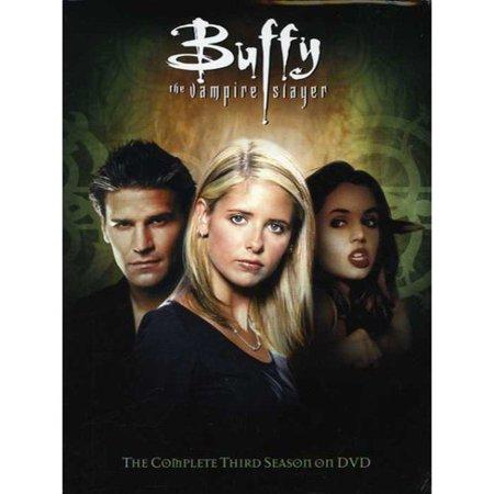 Buffy the Vampire Slayer - The Complete Third Season - Vampire Slayer Halloween