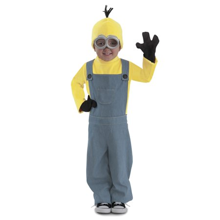 Minions™ Kevin - Child Jumpsuit Halloween Costume (Minion Boy Costume)