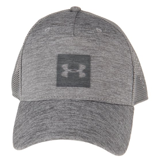 ad3f96cce Under Armour Mens Closer Trucker Cap OS Grey