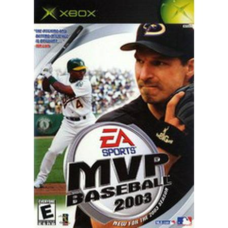 MVP Baseball 2003 - Xbox (Refurbished) 2003 Alcs Game 7