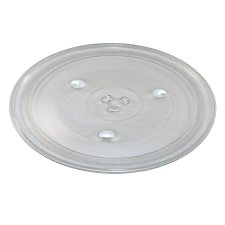 Amor Glass Coaster (HQRP 12-3/8 inch Glass Turntable Tray for Oster GA1000AP30P34 P34 OGB81101 OGB61102 OGB81103 OGD21101 OGM41101 OGM41102 OGYJ1103 OGZB1101 OM1101 0M1101 Microwave Oven Cooking Plate 315mm plus Coaster)