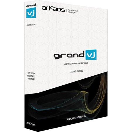 American DJ GrandVJ 2.0 Pro by ArKaos Live Video Mixing Software Dj Mixing Software Review