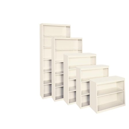 Steel Cabinets USA MBCA-364518-HG Mobile Book Cases - Hunter Green, 36 x 18 x 45