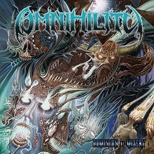 Omnihility - Dominion of Misery [CD]