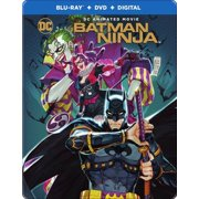 Batman Ninja Blu-ray + DVD + Digital by