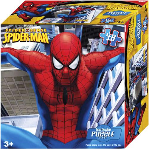 Marvel Spider-Man Lenticular Puzzle 15559