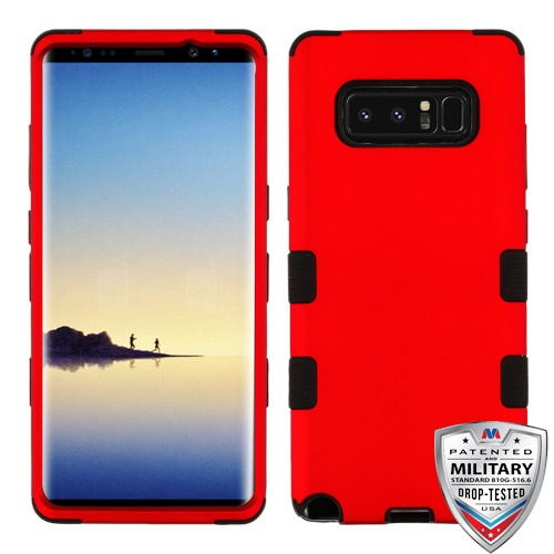 For Samsung Galaxy Note 8 TUFF Hybrid Shockproof Armor Phone Protector Cover