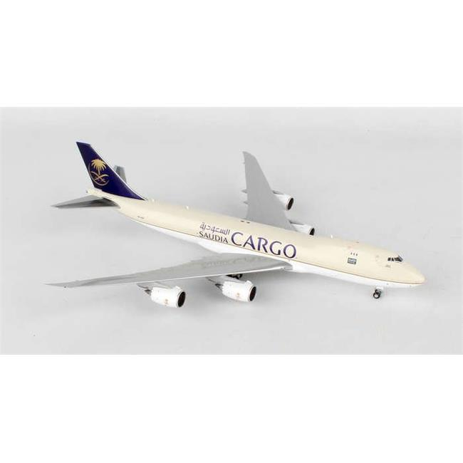 Saudia Cargo 747-8F 1-400 Registration No Hz-Aih