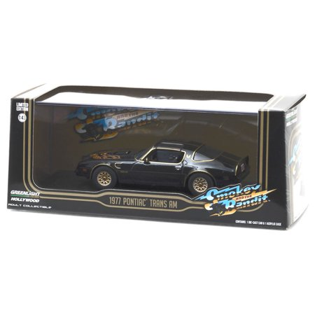 1:43 Smokey and the Bandit (1977) - 1977 Pontiac Firebird Trans Am