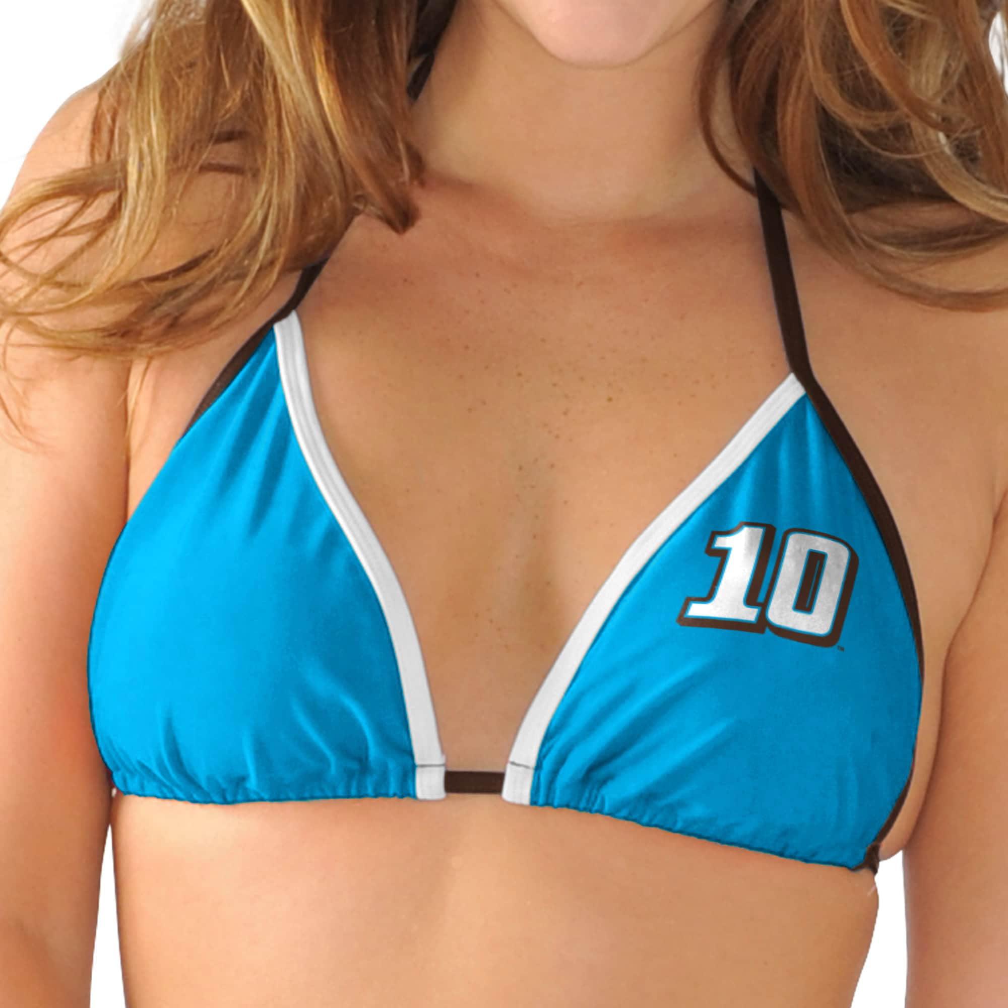 Swimwear > High Tide Bikini in Island Blue