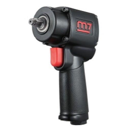 "King Tony NC-3611Q 3/8"" drive quiet mini air impact wrench"