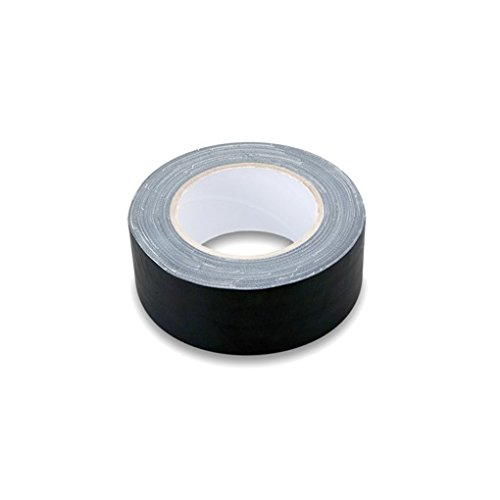Hosa GFT-526BK Black Gaffer Tape, 2 inch x 30 yards by Hosa