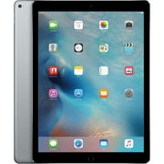 """Apple iPad Pro ML3K2LL/A 128GB Apple A9X X2 2.2GHz 12.9"""", Dark Gray (Scratch And Dent Refurbished)"""