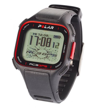 Polar RC3 GPS Heart Rate Monitor with Heart Rate Transmitter