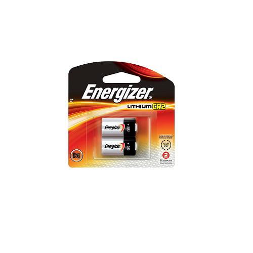 EL1CR2BP2 Energizer CR2 Battery 2pk SKU: EL1CR2BP2 with Elite Tactical Cloth by Energizer