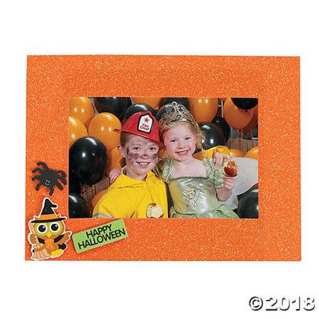 Halloween Frames For Photos (Halloween Glitter Picture)
