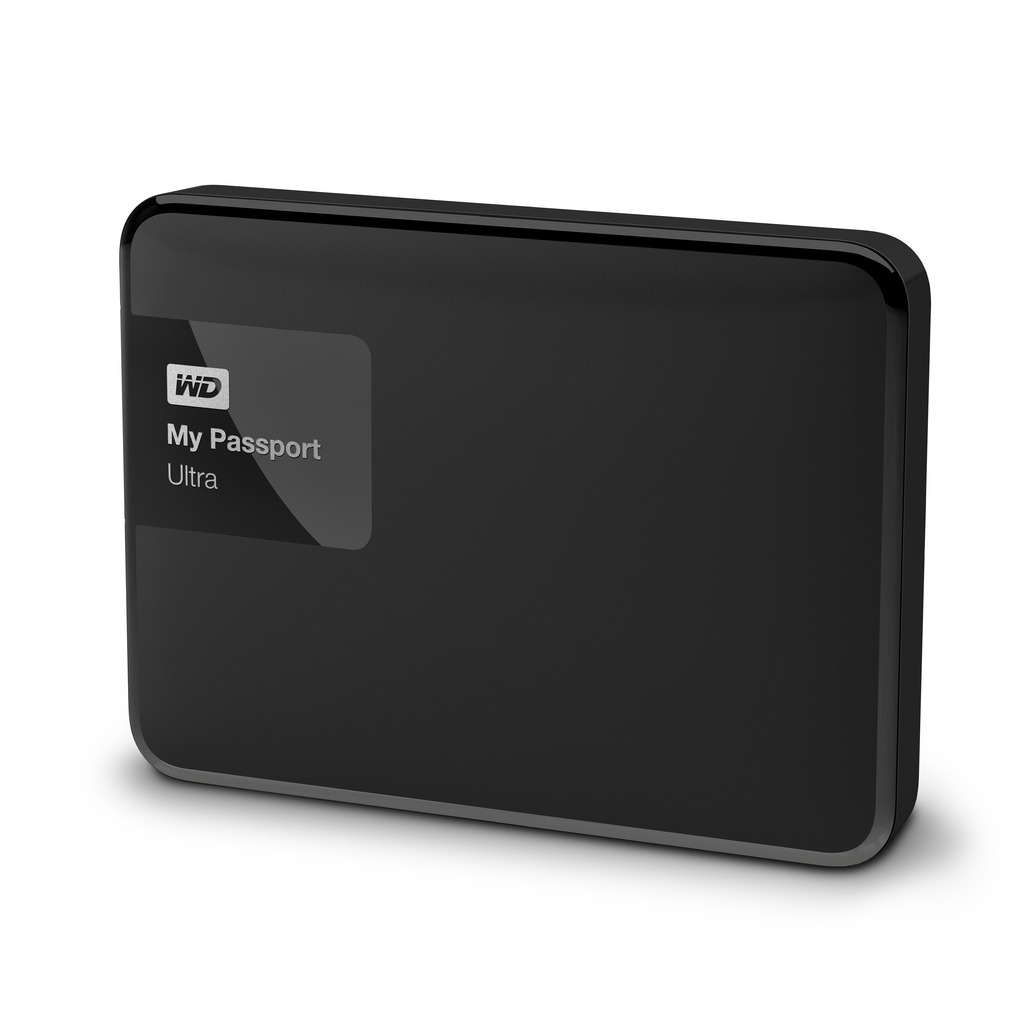 western digital my passport ultra 2tb usb 3.0 portable hard drive wdbbkd0020bbk-newm