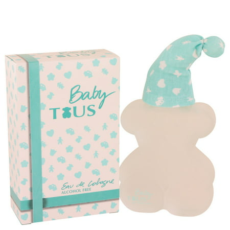 Alcohol Free Natural Spray - Tous Baby Tous Eau De Cologne Spray (Alcohol Free) for Women 3.4 oz