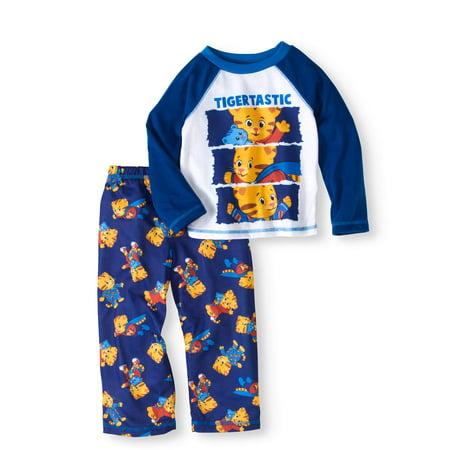 107ef5bdb4 Daniel Tiger - Daniel Tiger s Neighborhood Boys Pajamas K182943DA -  Walmart.com