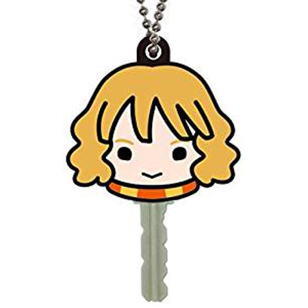 Key Cap - Harry Potter - Hermione Soft Touch PVC Key Holder New - Hermione Bag