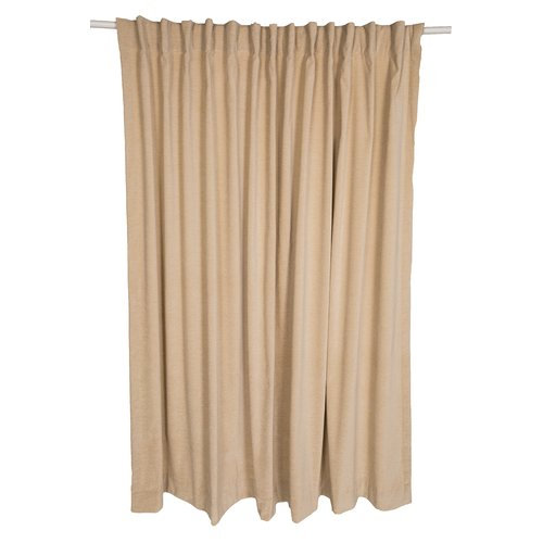 Red Barrel Studio Danin Outdoor Rod Pocket Single Curtain Panel