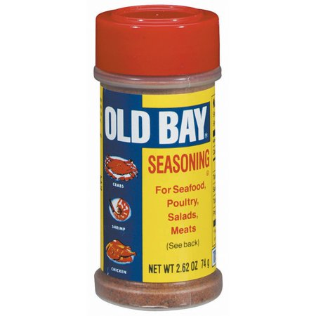 Old Bay  Shaker  2 62 Oz  Shaker