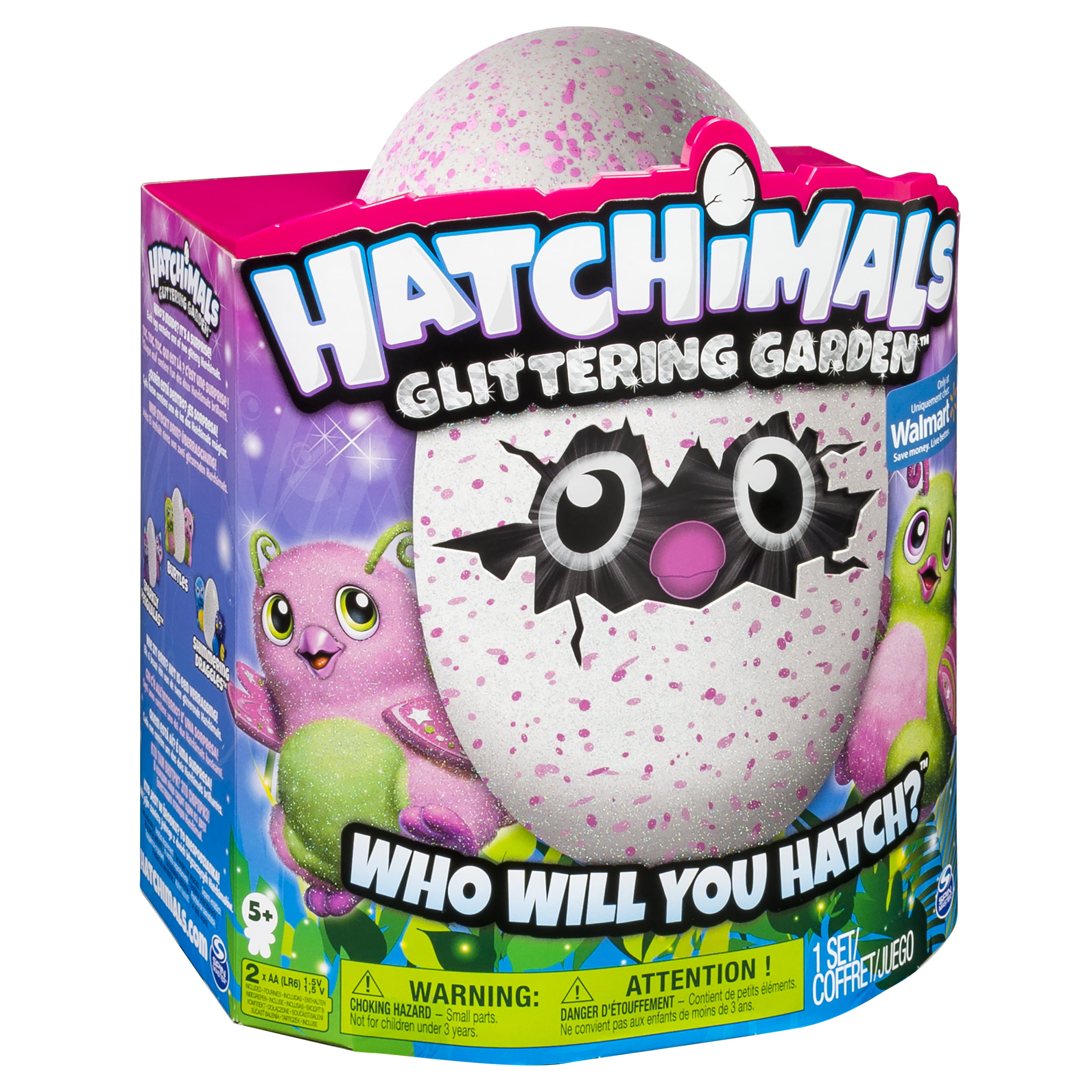 Image result for hatchimals glittering garden