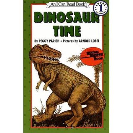 Dinosaur Time (Paperback) (Dinosaur Times)