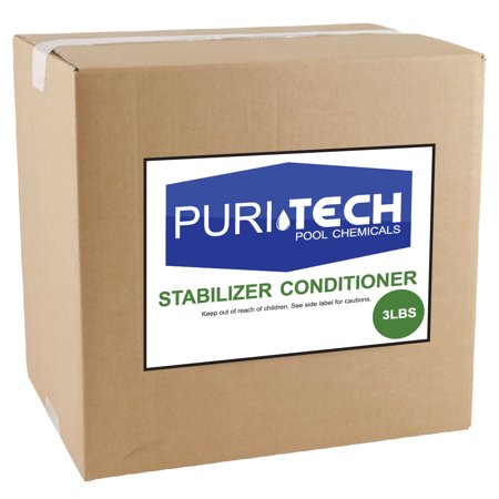 3 lb Stabilizer Conditioner (Cyanuric Acid)