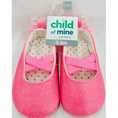 Child Of Mine Girls Mary Jane Slippers