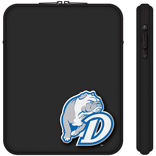 "Centon 10"" Classic Black Tablet Sleeve Drake University"
