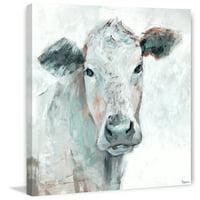 Parvez Taj Cow Paintings Walmart Com