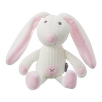 Tommee Tippee Hypoallergenic Stuffed Animal Breathable Toy, Betty the Bunny – 0+ months