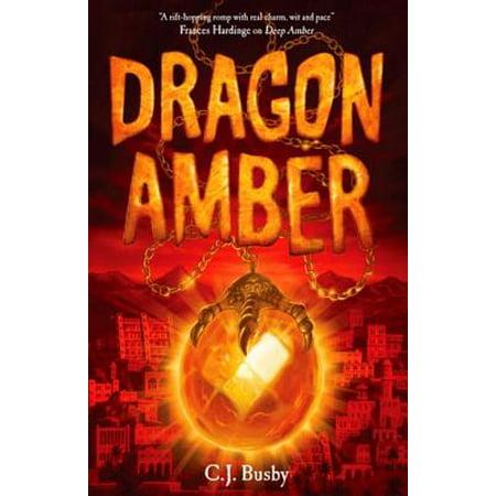 Amber Dragon (Dragon Amber - eBook )