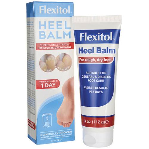 Flexitol Heel Balm 4 oz (Pack of 2)